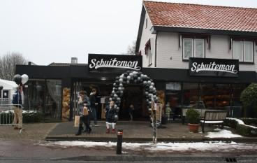 Enorm veel belangstelling voor open dag bakkerij Schuiteman