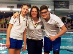 Bronzen medaille voor Cynthia Bronkhorst