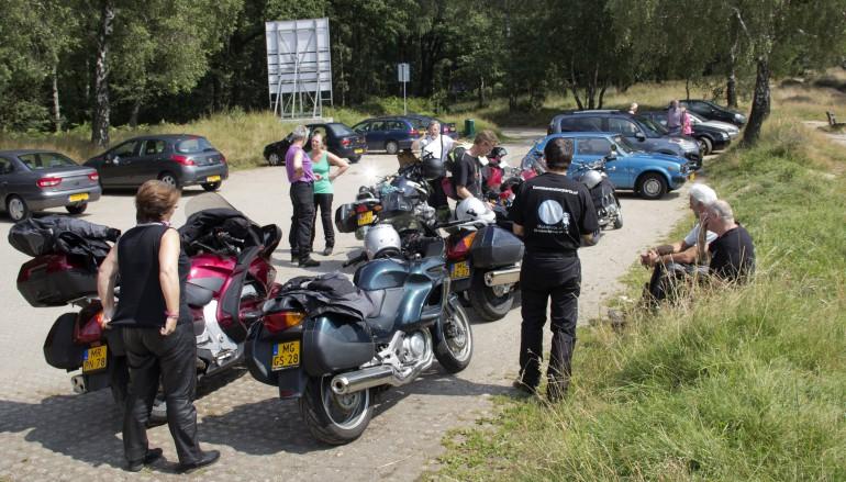 Motorclub Warldo bestaat 15 jaar