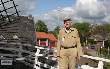 25 jaar molenaar in Garderen
