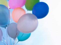 Ballonnen actie Garderen & Barneveld