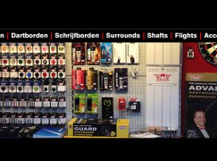 Dartshop in Garderen