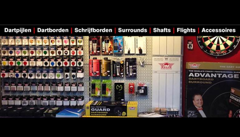 Dartshop in Garderen