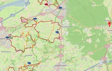 Klompenpaden in omgeving Barneveld