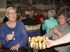 Jarige Dr. kruimelstaete viert feest