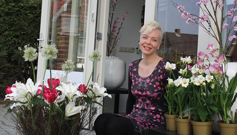 Gek op bloemen: Lets bloom