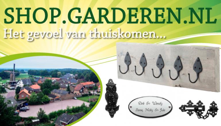 NIEUW: shop.garderen.nl