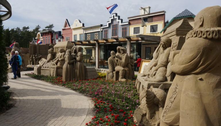 't Veluws Zandsculpturen Festijn