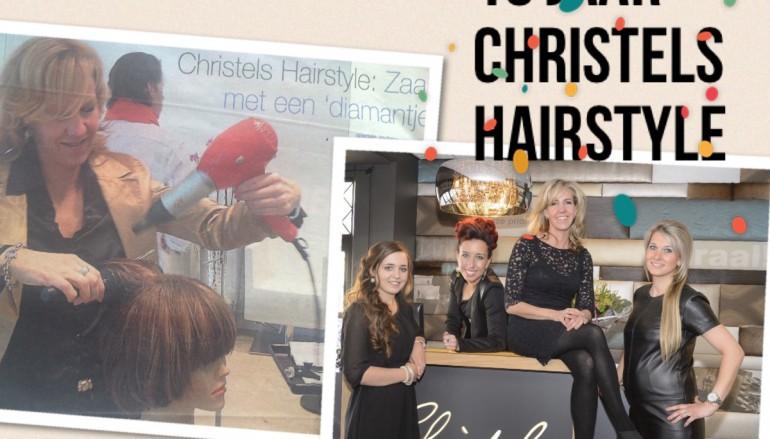18 jaar Christels Hairstyle