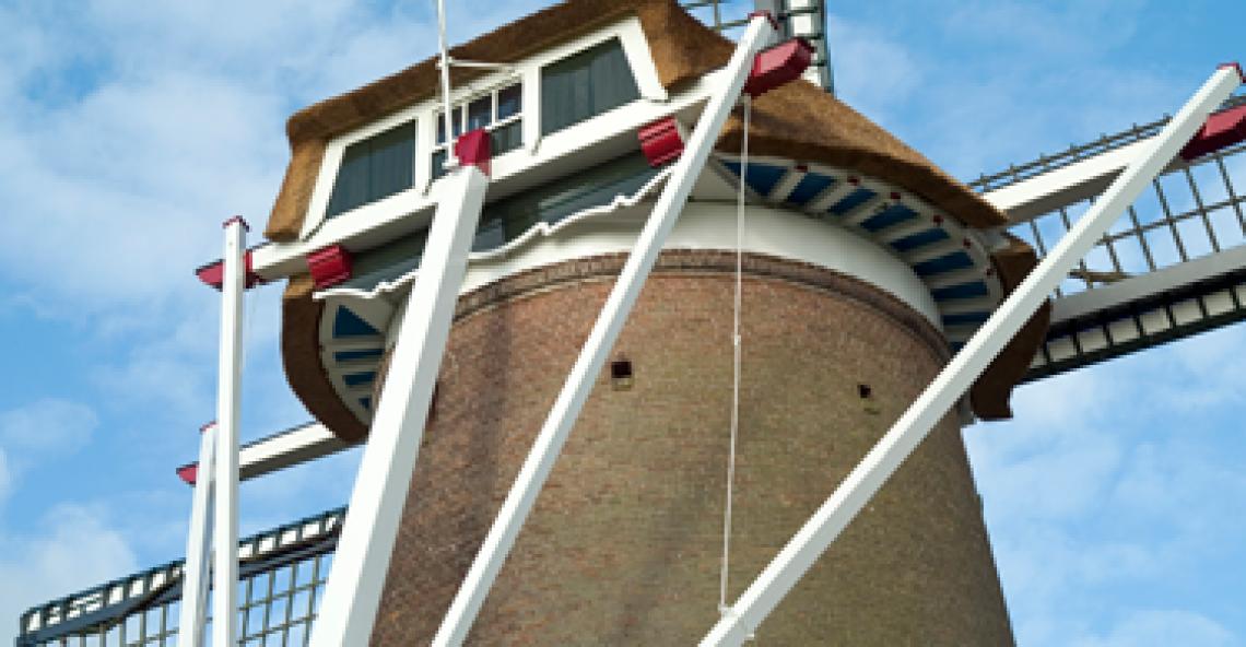 Garderense molen De Hoop bestaat 165 jaar