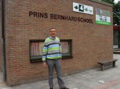 Directeur Prins Bernhardschool neemt afscheid
