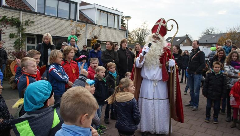 Sinterklaas komt naar Garderen