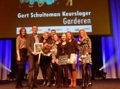 Keurslager Gert Schuiteman bekroond met 1 ster