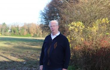Cees Hoogeveen neemt afscheid
