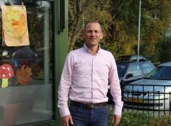 Nieuwe directeur Prins Bernhardschool