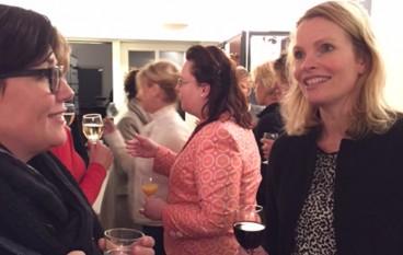 Ondernemers Vrouwen & Zaken op bezoek bij Ten Hulscher