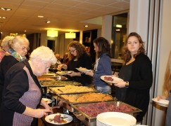 Stamppottenbuffet in Dr. Kruimelstaete