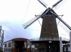 """""""Ook een stilstaande molen is historisch erfgoed"""""""