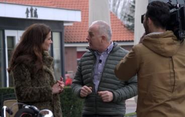 Opnames 'Nederland Heeft Het!' in Garderen en Voorthuizen