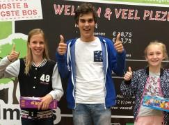 Winnaars ballonnenwedstrijd Klimbos Garderen bekend