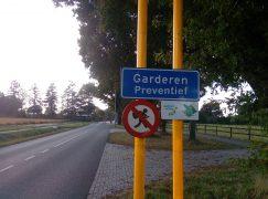 Burgerinitiatief Garderen Preventief succesvol