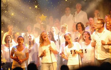Uitnodiging: kerstoptreden The Young Church Singers