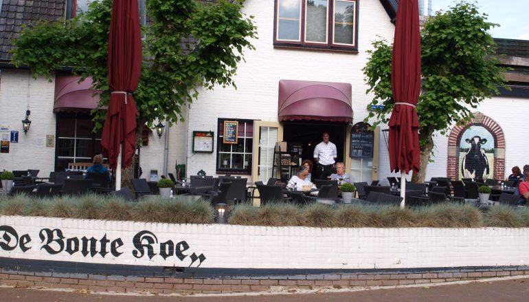 Restaurant De Bonte Koe opgenomen in Fietsroutenetwerk