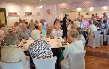 Collecteweek voor het jaarlijkse seniorenritje
