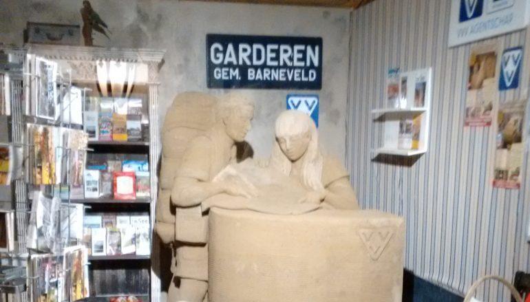 Toeristisch informatiepunt van Garderen weer geopend!