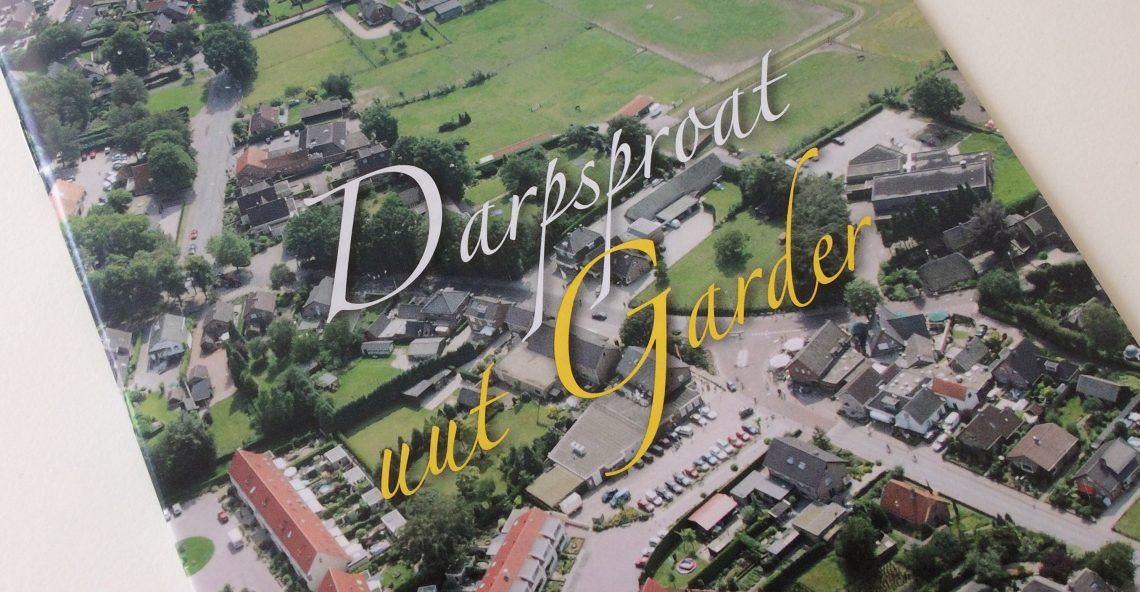 Nieuwe editie Darpsproat uut Garder