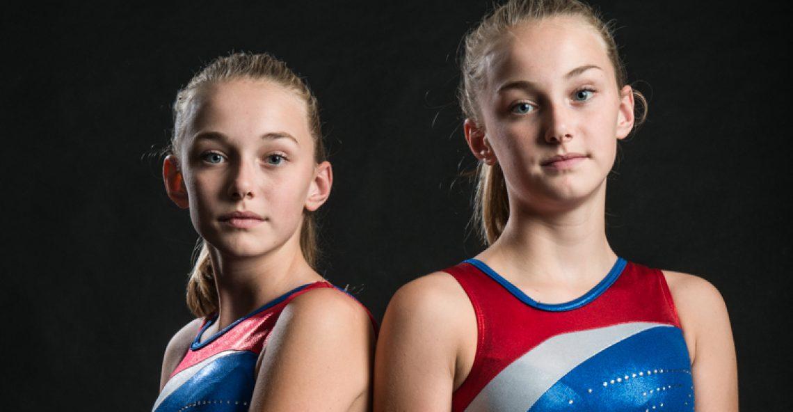 Anke en Tessa Boeve naar het WK Junioren in Sofia (Bulgarije)