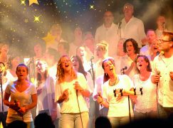 Kerstoptreden The Young Church Singers