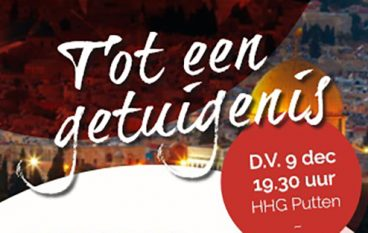 Adventsconcert Con Amore en Garder Mannenkoor in Putten