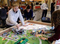 Regiofinale First Lego League voor het eerst op JFC