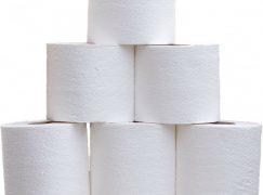 Toiletpapier voor het goede doel