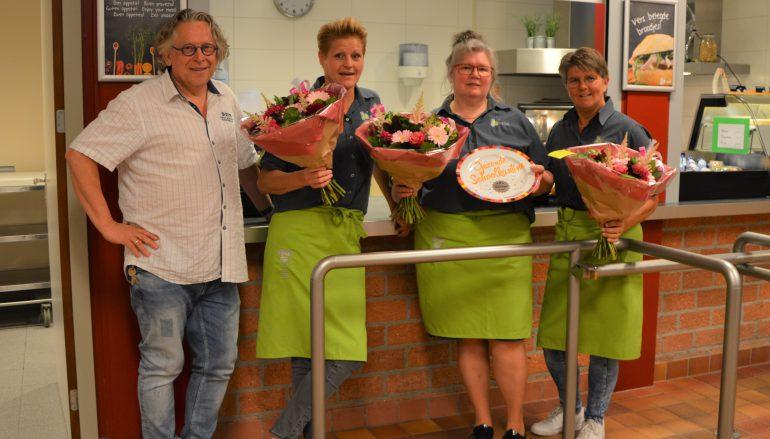 Johannes Fontanus College wint zilveren Schoolkantine Schaal