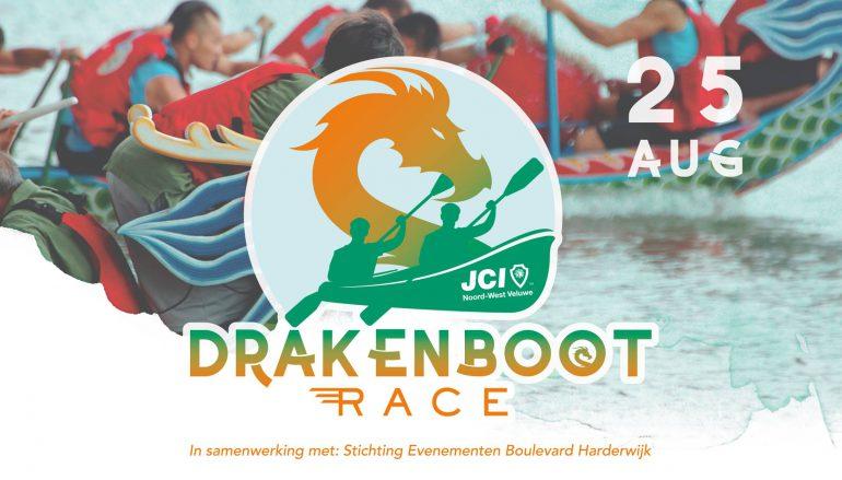 Doe mee aan de JCI Drakenbootrace Harderwijk!