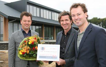 Bouwbedrijf Van de Kolk wint SKB Award 2018