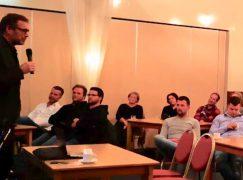 Interessante GOV-lezing door ondernemer Arko van Brakel