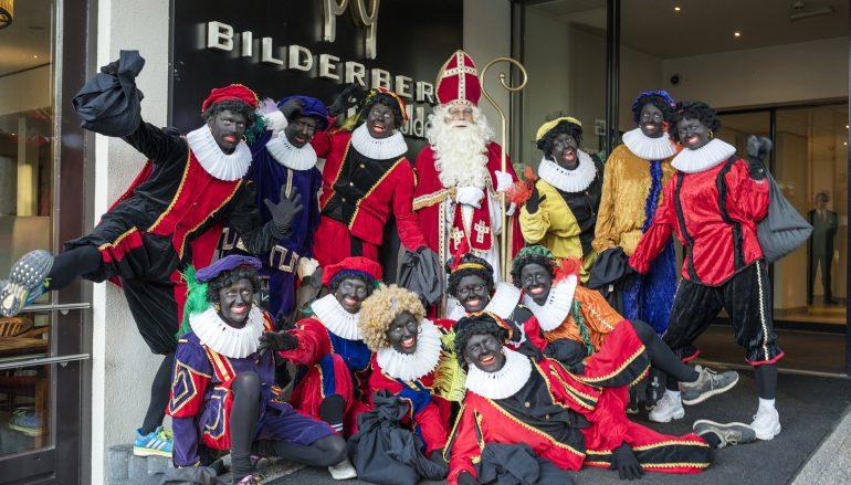 Intocht Sinterklaas in Garderen