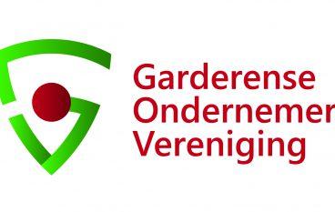 Garderense Ondernemers Vereniging vindt nieuw logo