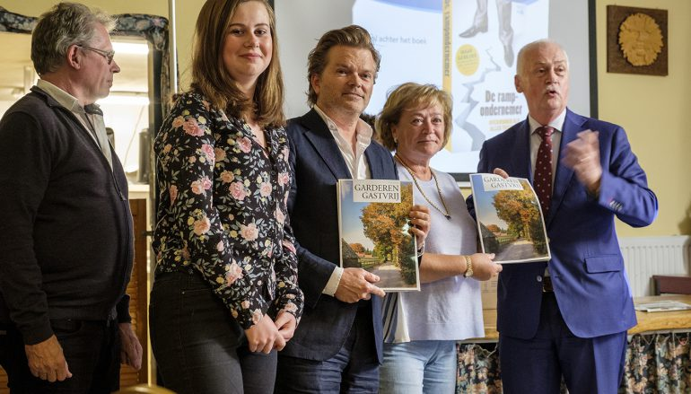 Presentatie nieuwe editie Garderen Gastvrij