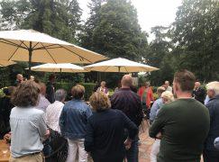 Garderense ondernemers houden geslaagde zomerbijeenkomst bij Anastasius