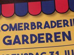 Reserveer een kraam tijdens één van de Garderense braderieën