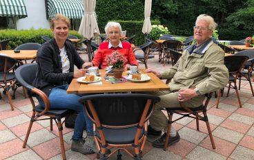 """Fam. Paauw geniet al 50 jaar van """"rust, gemoedelijkheid en lange fietstochten"""" in Garderen"""