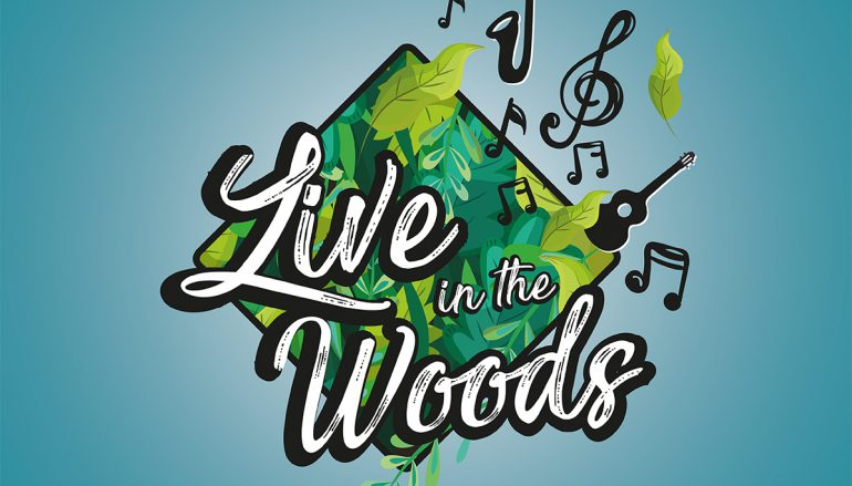 Nieuw evenement in Garderen; Live in the Woods!