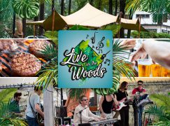 Muziekspektakel Live in the Woods groot succes!