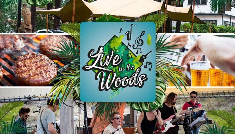 Muziekspektakel Live in the Woods groot succes!